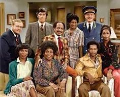 The Jeffersons is an American sitcom from January through June Sherman Hemsley Isabel Sanford Marla Gibbs Roxie Roker Franklin Cover Paul Benedict Mike Evans Berlinda Tolbert Zara Cully Damon Evans Ned Wertimer The Jeffersons Cast, Sherman Hemsley, Ed Vedder, Black Tv Shows, Pin Up, Old Shows, Great Tv Shows, Vintage Tv, Vintage Black