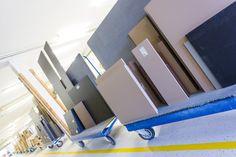 Werkstatt / factory - Tischlerei Radaschitz GmbH Design, Work Shop Garage, Projects