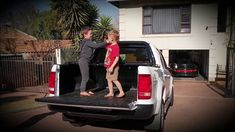 Boys And Their Toys - tonneau KING® Tri Fold Tonneau Cover, King, Toys, Children, Activity Toys, Young Children, Boys, Clearance Toys, Kids