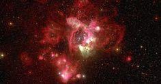 Observatório Europeu faz 50 anos e divulga imagens do universo - Fotos - UOL Notícias
