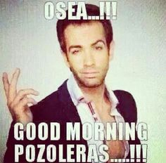 Lmao good morning pozoleras!