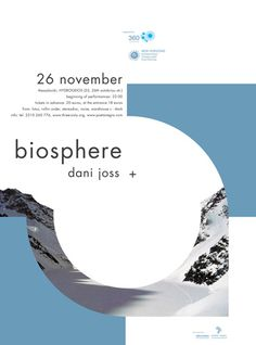 biosphere typ poster by altervision