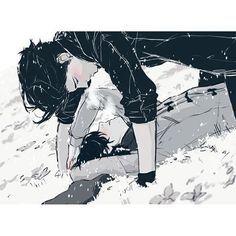 Read And The Wolf from the story [Truyện Tranh] The Boy & The Wolf by AntheaLand (Mịch) with reads. Anime Guys, Manga Anime, Black Jokes, Wolf Comics, Body Drawing, Boyxboy, Shounen Ai, Gay Art, Fujoshi