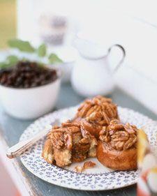 Cinnamon Pecan Sticky Buns - Martha Stewart Recipes