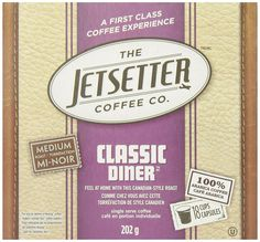 The Jetsetter Coffee Classic Diner, 18-Count, 202gm >>> For more information, visit image link. (This is an affiliate link and I receive a commission for the sales)