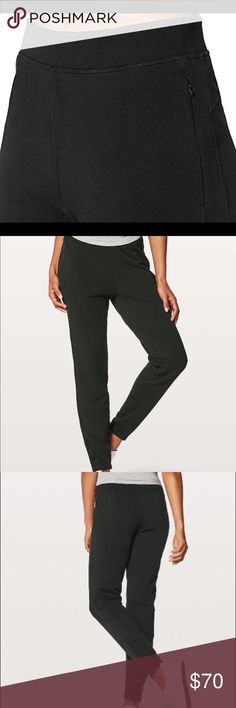 51b4e76a7 Lululemon free to roam jogger Adorable comfy joggers from lululemon. Only  worn 2X- no
