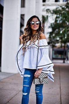 13805c3c4e204 31 Best pink top images   Fashion clothes, Spring fashion, Woman fashion