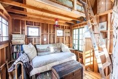 CAs Wine Country | Rustic and Romantic Tree House Rental in Sonoma Wine County