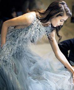 Elie Saab | Spring 2015 Couture.