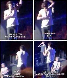 Hahaha Harry Harry Harry