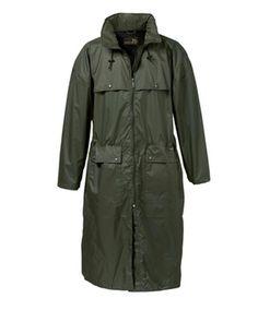 Regenmantel (grün) von Parforce - Regenbekleidung - Jagdbekleidung für Damen - Jagdbekleidung Online Shop - Frankonia.de