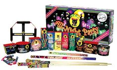 black cat fireworks | Epic Fireworks - All Night Party by Black Cat Fireworks