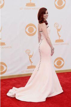Actress Carrie Preston