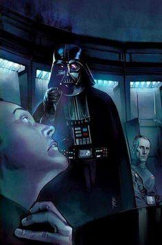 Caution: Do not Disturb Darth Vader