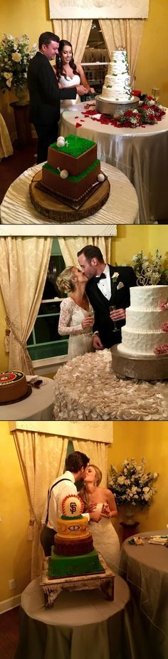 Couples in love cutting the cake at a Houston wedding venue. House Plantation, one of Texas's premier wedding facilities, is centered around a lovingly restored 1890's Victorian mansion. Set in 18 acres close to Houston, its lakes and views are stunning. The facility accommodates up to 325 guests. Every event is allocated a complete day and a dedicated coordinator is on-site during the entire event.