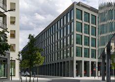 richtiring office block - zurich - max dudler - 2014 - photo stefan müller