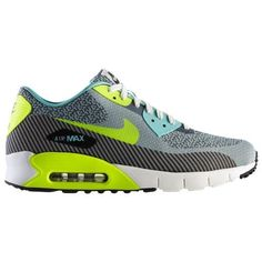huge selection of b7f76 6da12 Zapatillas Nike Air Max 90 Jacquard JCRD Premium Mujer Hombre Hiper Verde  Turquesa   Verde Limao   Antracita   Marfil  sABdKq  1