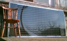 HOW TO build DIY Solar panels out of pop-cans  via The Self Sufficient Chick on facebook