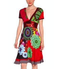 Designual jurk.  Deze heb ik vandaag gekocht.