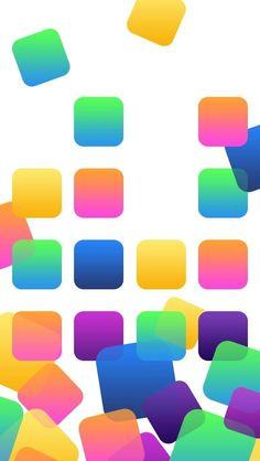 The iPhone #iOS7 Retina #Wallpaper I like!