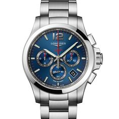 Longines Conquest VHP Chronograph Watch