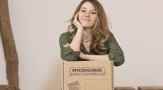 #MyCouchbox versendet #Snacküberraschungen in einer coolen Box