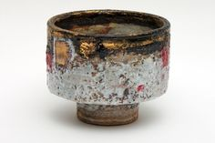 wockawock: (via Robin Welch Ceramic Tea Bowl 006)