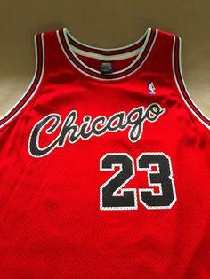 ad2cc72b45f MICHAEL JORDAN CHICAGO BULLS VINTAGE NIKE 1984 FLIGHT 8403 SEWN JERSEY XXL  52  Nike  ChicagoBulls