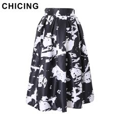 Vintage Graffiti Painting Print Pleated Midi Skater Skirt  Only $19.99 => Save up to 60% and Free Shipping => Order Now!  #Skirt outfits #Skirt steak #Skirt pattern #Skirt diy #skater Skirt #midi Skirt #tulle Skirt #maxi Skirt #pencil Skirt