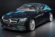 Mercedes-Benz E-Class Coupe 2018 được bán tại châu Âu với giá 1,19 tỷ