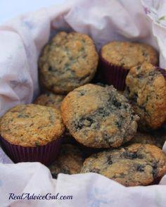 Mulberries muffins recipe