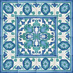 Marrakech fascia - Mattonella in ceramica