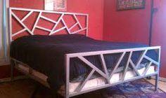 Image result for welded steel bed frame