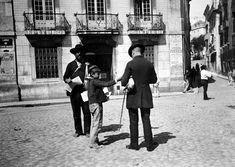 Lisboa de Antigamente: O Conde-Barão e o Merca-tudo