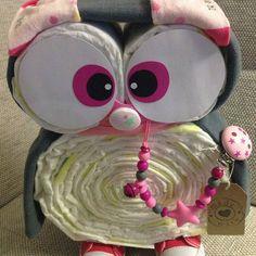 So beautiful. .!! I want one.   Credit : @windelfigurenzauber - . #owl #owls #owllove