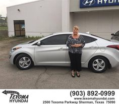https://flic.kr/p/DTMVEU | #HappyBirthday to Deborah from Mike Red Robinson at Texoma Hyundai! | deliverymaxx.com/DealerReviews.aspx?DealerCode=L967
