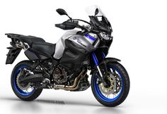 XT 1200 ZE Super Tenere 2016 http://www.motoprogress.com/