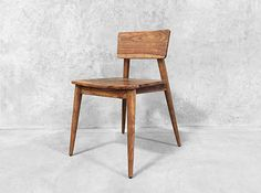 A Danish inspired design, this rosewood chair combines style and comfort to perfection.