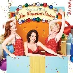 "THE PUPPINI SISTERS RELEASE ""SANTA BABY"" MP3"