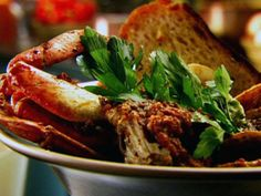 Halibut and Cioppino by Tyler Florence