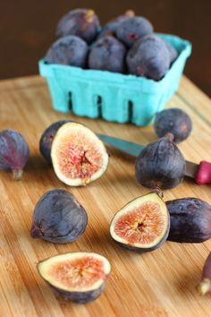 Information on how to Prepare #Figs from Produce Made Simple