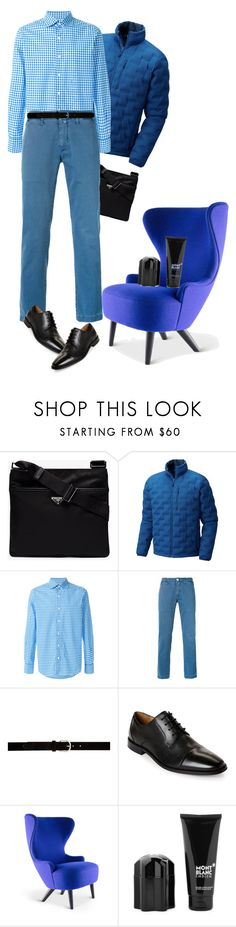 """""""elegant man style"""" by merymely ❤ liked on Polyvore featuring Prada, Mountain Hardwear, Finamore, Jacob Cohёn, PS Paul Smith, Florsheim, Tom Dixon, Montblanc, men's fashion and menswear"""