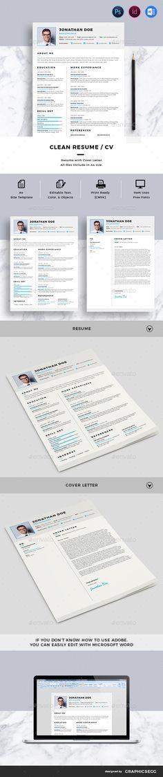 Chef Resume Resume cv - cleaner resume template