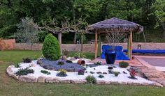 jardin minéral et végétal | Jardin minéral Vaucluse