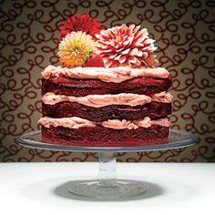 The Red Velvet Cake   MyRecipes.com
