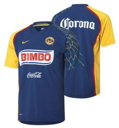 Club América 2007-2008 visitante
