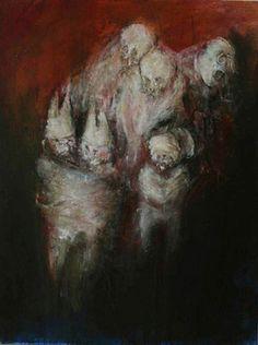 Isabelle Vialle - La terre était brulante