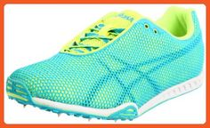 ASICS Women's GEL-Dirt Diva 4 Track And Field Shoe,Limeade/Neon Turquoise,8.5 M US - Athletic shoes for women (*Amazon Partner-Link)