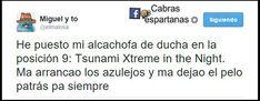 Alcachofa ducha by @elmalosa
