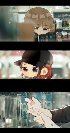 ♡ KIMTAEHYUNG    V (fanart) ♡ #BTS  #방탄소년단 #LOVE_YOURSELF Highlight Reel #承   (youtu.be/o75Y9XWLY9M)